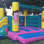 Dora--Bouncer-Kids-Inflatable-Party